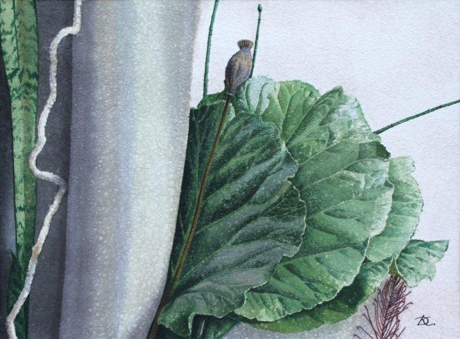 """Autumn. With the Firebird's Feather"" Daria Kirichenko. Graphics & art"