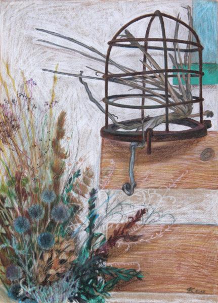 """Southern Novella"" Daria Kirichenko. Graphics & art"