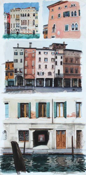 Small Italy Daria Kirichenko. Graphics & art